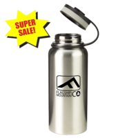 27 Oz. Rainier Stainless Steel Bottle