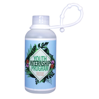 3 Oz. Gel Sanitizer With Lanyard , Full Color Digital